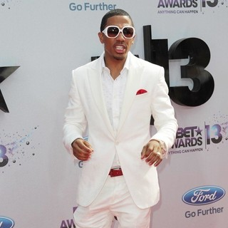 Nick Cannon in The 2013 BET Awards - Arrivals