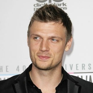 Nick Carter, Backstreet Boys in The 40th Anniversary American Music Awards - Arrivals