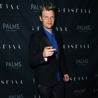 Nick Carter, Backstreet Boys in Nick Carter and Lauren Kitt Celebrate Coed Bachelor and Bachelorette Party