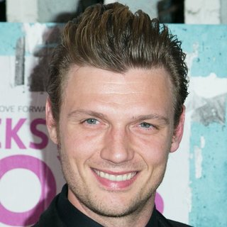 Nick Carter, Backstreet Boys in Los Angeles Premiere of Backstreet Boys: Show 'Em What You're Made Of