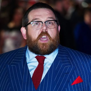 Nick Frost in World Premiere of Cuban Fury - Arrivals