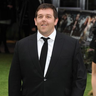 Nick Frost in World Premiere of Snow White and the Huntsman - Arrivals