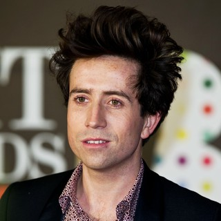 Nick Grimshaw in The 2013 Brit Awards - Arrivals