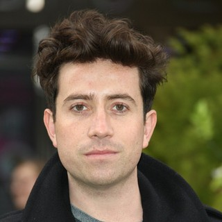 Nick Grimshaw in World Premiere of Snow White and the Huntsman - Arrivals