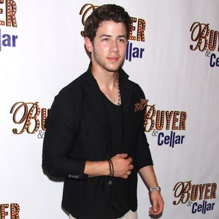 Nick Jonas - Buyer and Cellar Opening Night - Arrivals