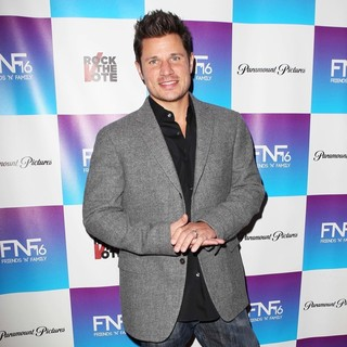 Nick Lachey in Friends N Family 2013 Pre Grammy Party - nick-lachey-friends-n-family-2013-pre-grammy-party-03