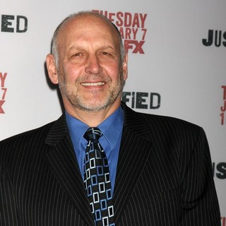 Nick Searcy in Justified Premiere Screening - Directors Guild of America