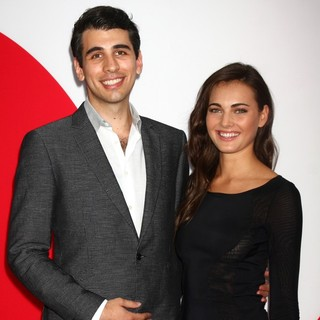 Nick Simmons in Los Angeles Premiere of Red 2