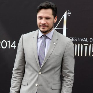 Nick Wechsler in 54th Monte-Carlo Television Festival
