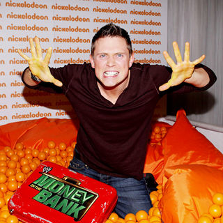 The Miz in The 2010 Nickelodeon Kids Choice Awards - Press Room
