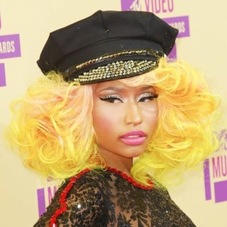 Nicki Minaj in 2012 MTV Video Music Awards - Arrivals