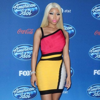 Nicki Minaj in American Idol Season 12 Premiere Event