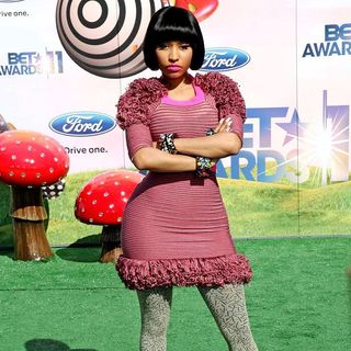 Nicki Minaj in BET Awards 2011