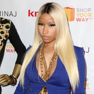 Kmart and Shop Your Way Launch of Nicki Minaj Collection