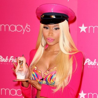 Nicki Minaj in Nicki Minaj Launches Her Fragrance Pink Friday