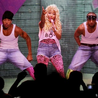 Nicki Minaj in Nicki Minaj Performing at PH Live