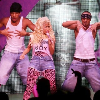 Nicki Minaj - Nicki Minaj Performing at PH Live