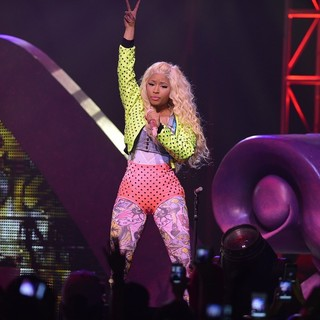 Nicki Minaj in Nicki Minaj Performing Live on The Nicki Minaj Tour