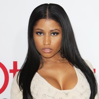 Nicki Minaj in The Other Woman Los Angeles Premiere