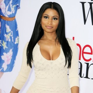 Nicki Minaj - The Other Woman Los Angeles Premiere