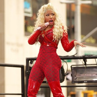 Nicki Minaj in Nicki Minaj Performs Live as Part of The Toyota Concert Series
