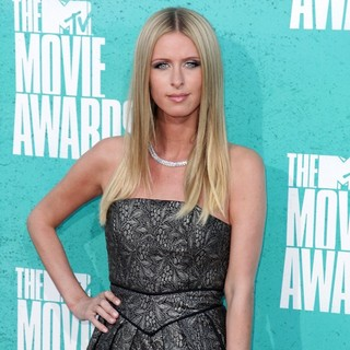 Nicky Hilton in 2012 MTV Movie Awards - Arrivals