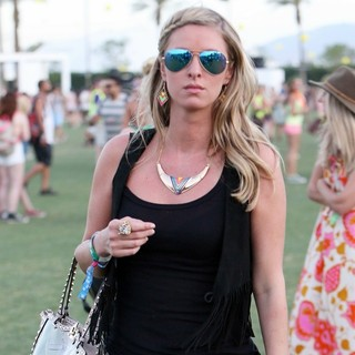 Nicky Hilton in The 2013 Coachella Valley Music and Arts Festival - Week 1 Day 2