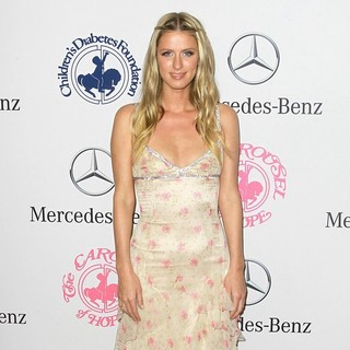 Nicky Hilton in 26th Anniversary Carousel of Hope Ball - Presented by Mercedes-Benz - Arrivals