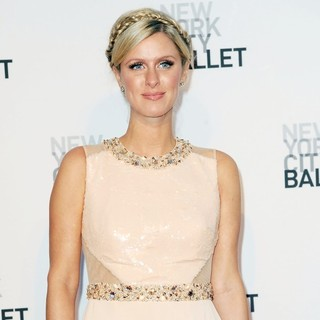 Nicky Hilton in New York City Ballet 2013 Fall Gala