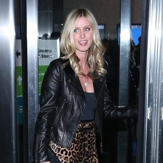 Nicky Hilton in The New York Premiere of Parker