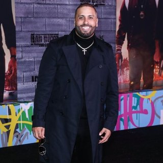 Nicky Jam in Premiere of Columbia Pictures' Bad Boys for Life
