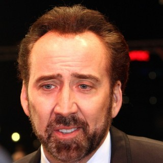 Nicolas Cage in The 63rd Berlin International Film Festival - Premiere The Croods