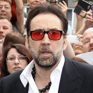 Nicolas Cage Is Honoured with A Star on The OLB Walk of Fame