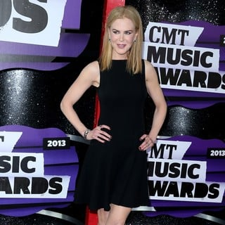 Nicole Kidman in 2013 CMT Music Awards - Arrivals