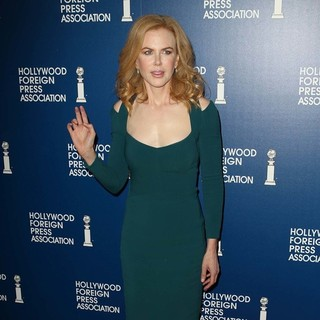Nicole Kidman in Hollywood Foreign Press Association's 2013 Installation Luncheon