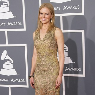 Nicole Kidman in 55th Annual GRAMMY Awards - Arrivals