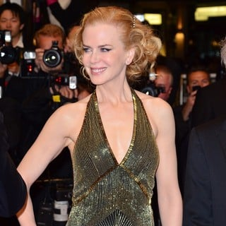Nicole Kidman in Hemingway and Gellhorn Premiere - During The 65th Annual Cannes Film Festival