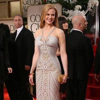 Nicole Kidman in The 69th Annual Golden Globe Awards - Arrivals