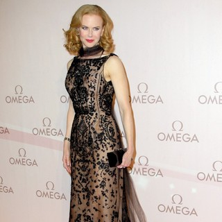 Nicole Kidman in The Omega Gala