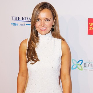 Nicole Lapin in Elton John AIDS Foundation's 12th Annual An Enduring Vision Benefit