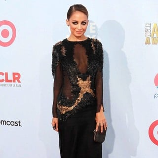 Nicole Richie in 2012 NCLR ALMA Awards - Arrivals