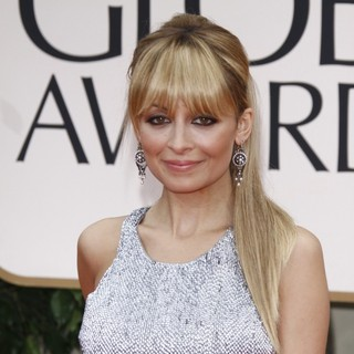 Nicole Richie in The 69th Annual Golden Globe Awards - Arrivals