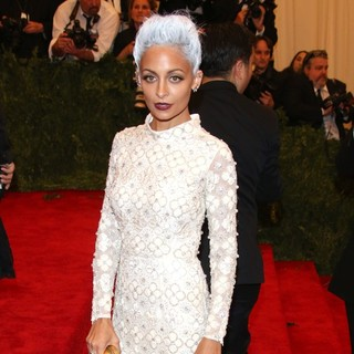 Nicole Richie in PUNK: Chaos to Couture Costume Institute Gala
