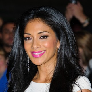 Nicole Scherzinger in Cosmopolitan Ultimate Women of The Year Awards - Arrivals