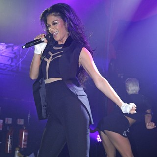 Nicole Scherzinger Performs at G-A-Y