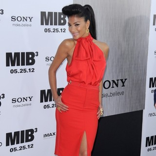 Nicole Scherzinger in Men in Black 3 New York Premiere - Arrivals