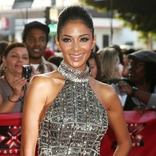 Nicole Scherzinger in The X-Factor Premiere Screening - Arrivals