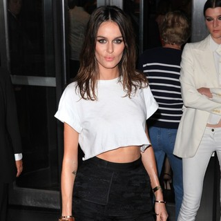 Nicole Trunfio in New York Premiere of jOBS