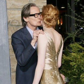 Bill Nighy, Eleanor Tomlinson in Premiere of Jack the Giant Slayer
