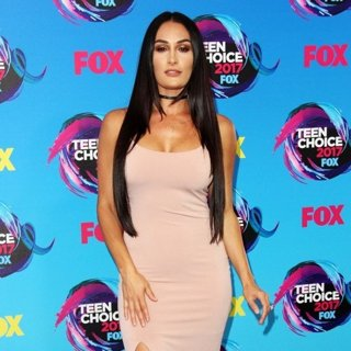 Nikki Bella in Teen Choice Awards 2017 - Arrivals